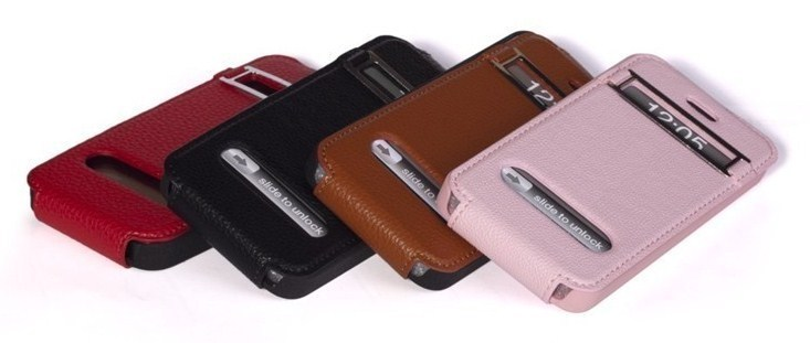 quality design d8a1f c8415 Malteaser Real Leather Flip Case for Apple iPhone 5