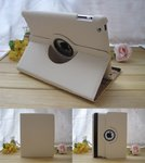 360° Rotating Fabric SMART Cover for Apple iPad 2/3/4