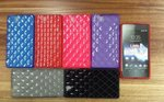 Lattice Style GEL Case for SONY Xperia Z L36h