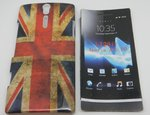 Union Jack Hard Case for Sony Xperia Arc HD [LT26i]