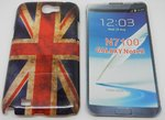Union Jack Hard Case for Samsung Galaxy Note 2 [N7100]