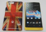 Union Jack Hard Case for Sony Xperia Go [ST27i]
