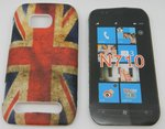 Union Jack Hard Case for Nokia Lumia 710