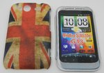 Union Jack Hard Case for HTC Wildfire S