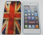 Union Jack Hard Case for Apple iTouch 5