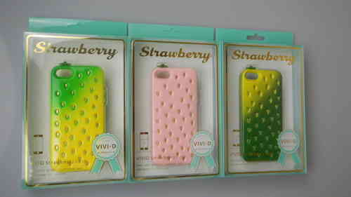 Strawberry Novelty Case for Apple iPhone 5 & iPhone 5S