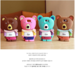 Cute Bear Phone Case for Apple iPhone 5 & iPhone 5S