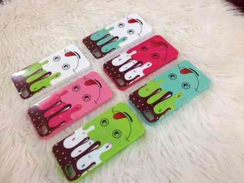 Ice Cream Melt Gel Case for Apple iPhone 4/4S