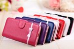 Butterfly Ribbon Leather & Gel Case Series for Samsung Galaxy S4 [i9500]