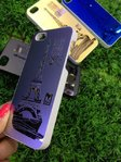 Titanium Craft ArT Hard Case for Samsung Galaxy S4 [i9500]