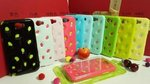 Watermelon Plastic & Silicone Case for Samsung Galaxy S4 [i9500]