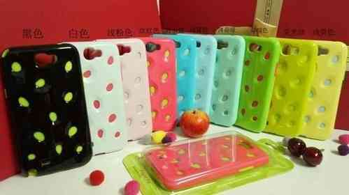 Watermelon Series Plastic & Silicone Case for Samsung Galaxy Note 2 [N7100]