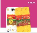 BRERA Italy Designer Case for Samsung Galaxy S4 [i9500]